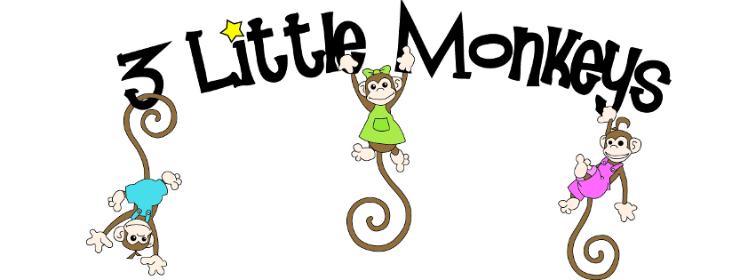 3 Little Monkeys | Chronicle Arcade Toowoomba