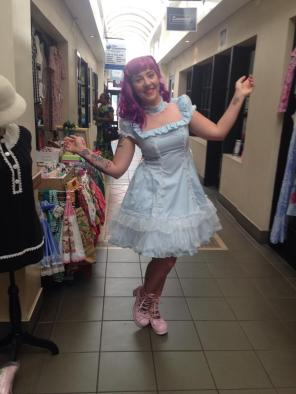 Have you got your Halloween outfit sorted? We have lots of Alice inspired outfits as well as power rangers inspired, Morticia Adams, and kids costumes too! Come on down to Alice in Arcade Land