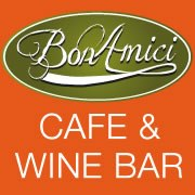 Bon Amici for wine, food, coffee & music