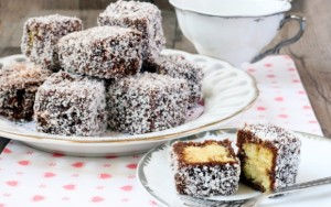Lamington origin of Toowoomba